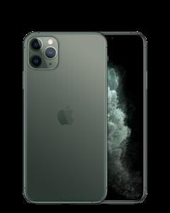 iPhone 11 Pro 64 Gb Vert Nuit + EarPods et Apple Adapteur USB-C 20W