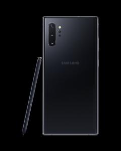 Samsung Note 10 Plus Noir