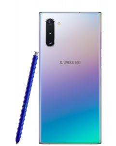 Samsung Note 10 Argent stellaire