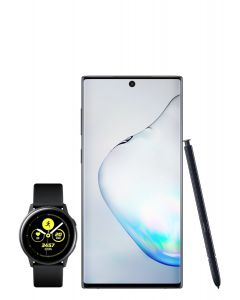 Pack Samsung Galaxy Note 10 Noir