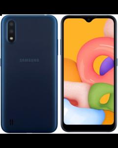 Samsung A01 Bleu