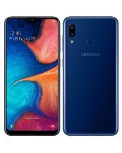 Samsung Galaxy A20 Bleu