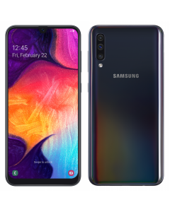 Samsung Galaxy A50 Noir 128Go Dual SIM