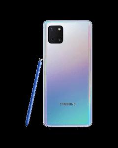 Samsung Galaxy Note 10 Lite Argent Stellaire