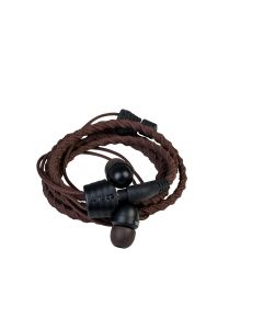 WRAPS écouteurs bracelet CLASSIC Marron