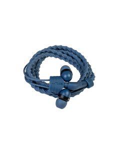 WRAPS écouteurs bracelet Talk avec micro Denim
