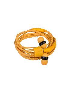 WRAPS écouteurs bracelet Talk avec micro Sunrise