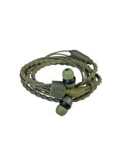 WRAPS écouteurs bracelet Talk avec micro Camo