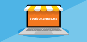 Acheter depuis boutique en ligne Orange