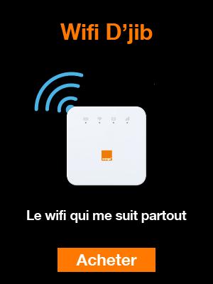 Wifi Djib : Le Wifi qui me suit partout