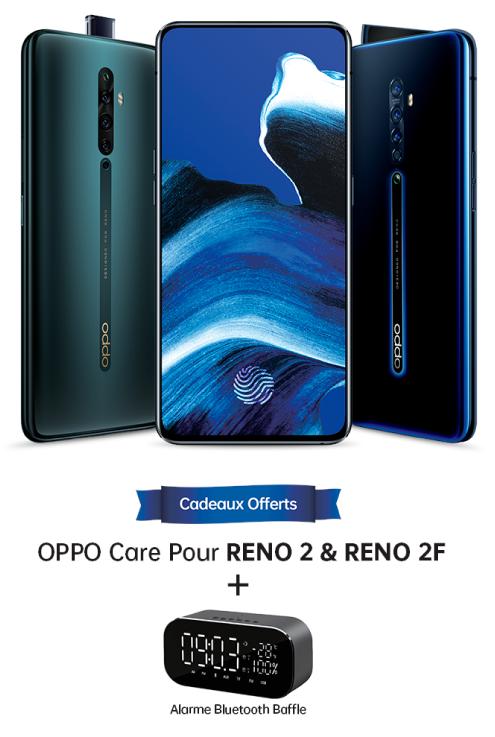 Offre précommande Oppo Reno 2 series
